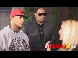 Master P Interview at Magic Johnson's Lakers Victory Party Celebration June 21, 2010