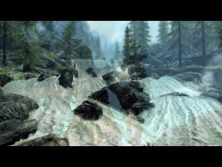 Скайрим оф. трейлер лучшая игра в мире