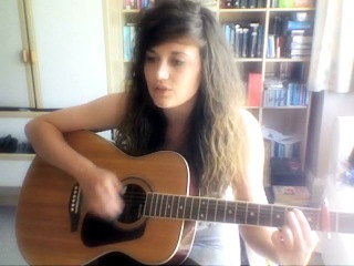 'Love The Way You Lie' by Eminem and 'Airplanes' by B.o.B - Acoustic Cover