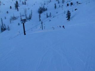 Squa valley ski resort