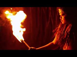 красивые трюки с огнем