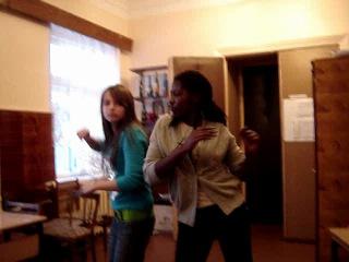 Celina & xxxxxxxxxx (Everybody dance now)