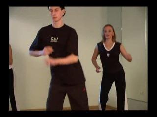 Уроки латино (потанцуем) ч - 2