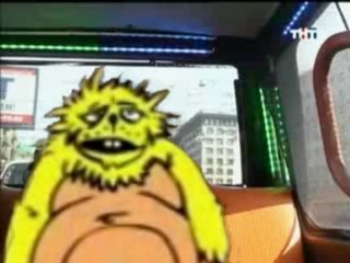 писикак в такси ржач)))ну ваще