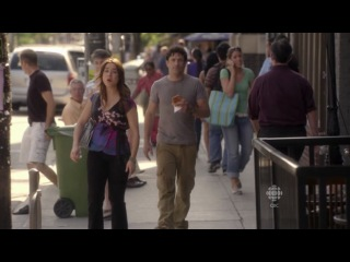 Being Erica Быть Эрикой 3x04 Wash Rinse Repeat ENG