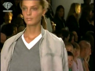 Fashion TV | FTV.com - MODELS DARIA WERBOWY - FIRST FACE NEW...
