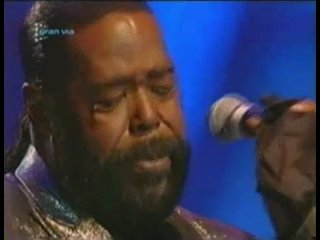 Luciano Pavarotti & Barry White You're The First, The Last, My Everything
