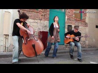 Изабель Жеффруа -ZAZ - Dans ma rue