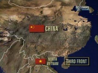 Поле битвы - Вьетнам. 9 серия - Война в воздухе Вьетнама.