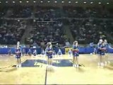 Jump Rope Performance by US Naval Academy