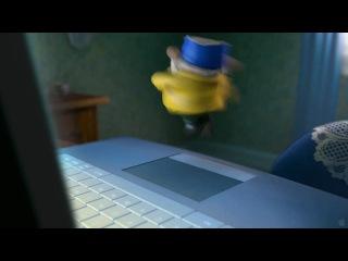 Гномео и Джульетта 3D / Gnomeo and Juliet / Трейлер (рус.язык)