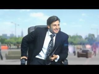 Сергей Шубенков в рекламе ТЦ АРМАДА