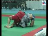 Хабиб Нурмагомедов - Ибрагим Тибилов (Чемпионат Мира Фмнал 74 кг.)