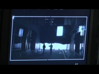 The making of a new dimension. making film of samsung 3d led tv commercial