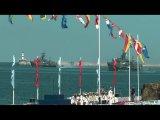 День ВМФ г. Севастополь Парад и военно-спортивный праздник 25 июля 2010