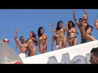 Making Off del Videoclip de Paris Hilton para SuperMartXe Ibiza 2010