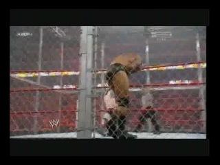 Sheamus vs Randy Orton