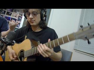 КАМЕННЫЙ ЛЕВ - Радио РОКС  - ПАВЕЛ на гитаре