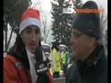 Wywiad z Robertem Kubicą - Świętym Mikołajem - po Włosku