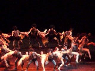 Балет Игоря Моисеева!!Танец неЧиСти!!Ведьмочек и чертиков!!