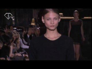Models Talk Winter 2010  Anna Selezneva