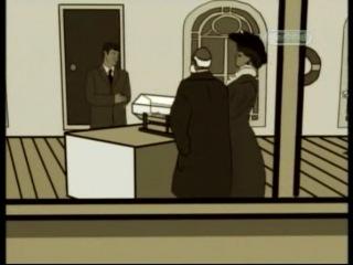 Тайные знаки. Виктор Люстик. Роковая ошибка гениального афериста. 32 серия