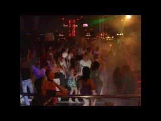 T Dj Aurika Dj Forsage в ночном клубе Gurman Судак 2010