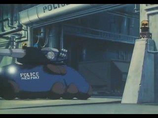 Доминион: Сокрушительная танковая полиция (New Dominion Tank Police) - 1 серия