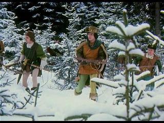 Три орешка для Золушки (1973) - фильм-сказка производства Чехословакии и ГДР