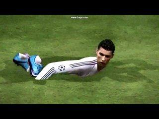 Fifa 2010 прикол=)
