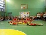 Соревнования по ритмичному танцу (спортивно-танцевальная аэробика) группы МА2-10
