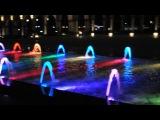 цветные фонтаны (Хургада)