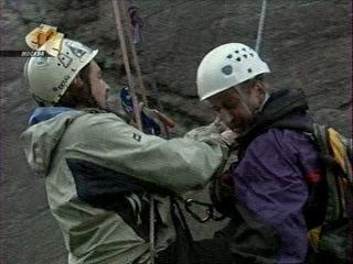 Rockface\Коварство гор (сериал 2002-2003) 8 серия
