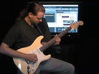 YouTube Guitar Rig Hero Contest 4th Winner Yves Custeau