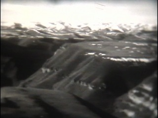 Формы поверхности суши (Равнины и горы) / 1972
