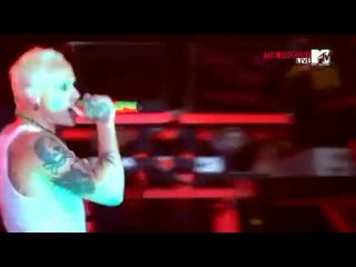 The Prodigy Live at Rock am Ring '09 [Omen, Running with the Wolves, Voodoo People]