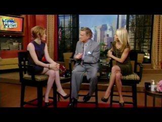 Kristen Stewart Interview On Live With Regis & Kelly 06-29-2010