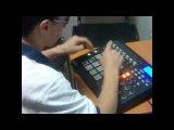 BeatMakin from Mic 4eck (sample Nadir Negd Pul)