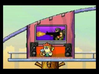 Что бы случилось с Марио, спаси он принцессу раз и навсегда..