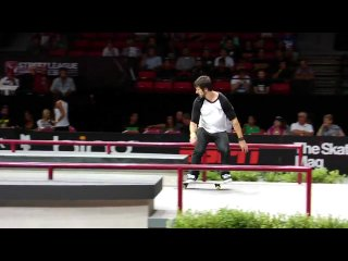 Monster Energys Chris Cole Qualifies First and Raises the Bar at 2010 Street League Finals in Las Vegas