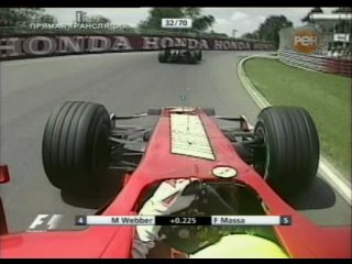 Формула 1 Гран-При Канады 6-я гонка сезона 2007