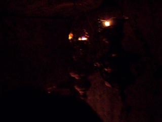 Служба монахов францисканцев в Храме Рождества Христова.Палестина.Вифлеем .