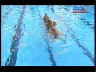 Курьёз со сборной России по синхронному плаванию на Олимпиаде 2004 в Афинах