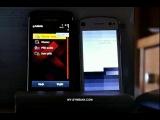 Samsung Omnia i8910 HD vs. Nokia N97 benchmark