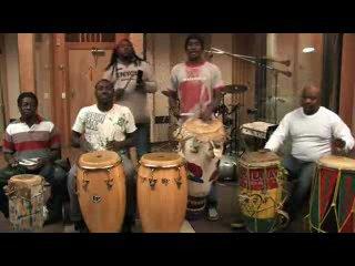 Afro band Rara Lakay - Vodou Lakay