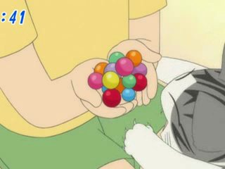 Ахуитительный котёнок - Эпизод 13 - Котёнок и анальные шарики