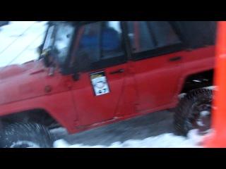 Drive-show Kivennapa 2011 дубль9 :)