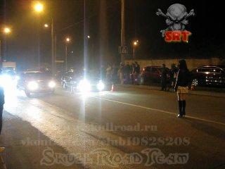 (514) - SkullRoadTeam 25.09.2010 - KIA Spectra vs Hyunday Accent