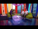 Bradley James and Colin Morgan on The One Show