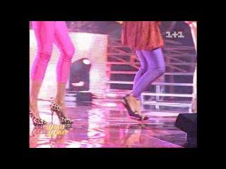 Настя Каменских и Мария Берсенева - Russian girl (Шоу ЗіркаЗірка |Эфир 3| 04.10.2010)